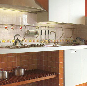 rivestimenti cucine - Edilizia Deorsola