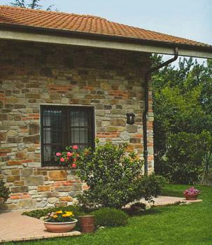 Rivestimenti pietra ricomposta esterni edilizia deorsola - Rivestimenti balconi esterni ...