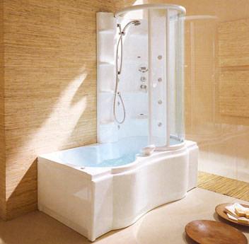Termosanitaria vasche docce e combinati edilizia deorsola - Combinati vasca doccia ...